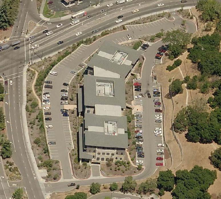 Santa Rosa Recycling Center >> Building Location